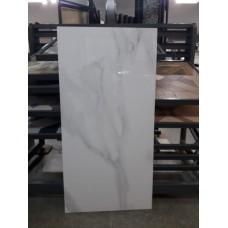 белый мрамор полированный 60х120 см