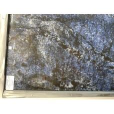 Stark soda Blue, серо-синий полированный, под мрамор,  600х1200 мм, Индия